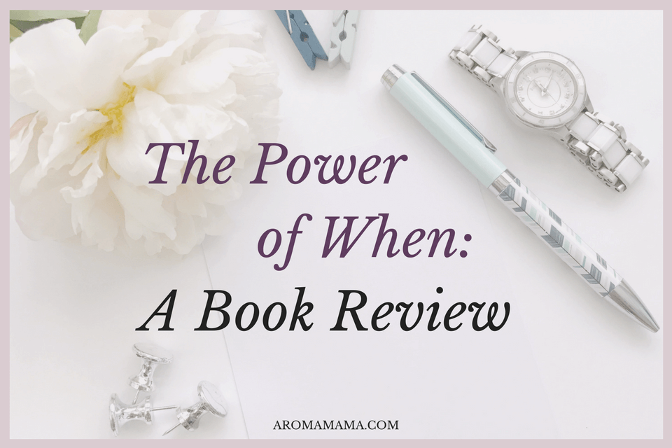 The Power of When: A Book Review
