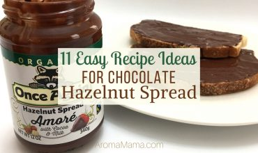 11 Easy Recipe Ideas for Chocolate Hazelnut Spread