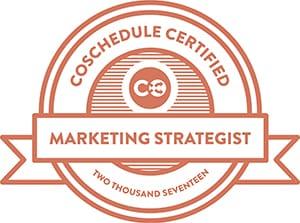 CoSchedule Badge
