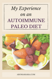 My Experience on an Autoimmune Paleo Diet