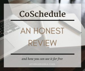 CoSchedule Honest Review