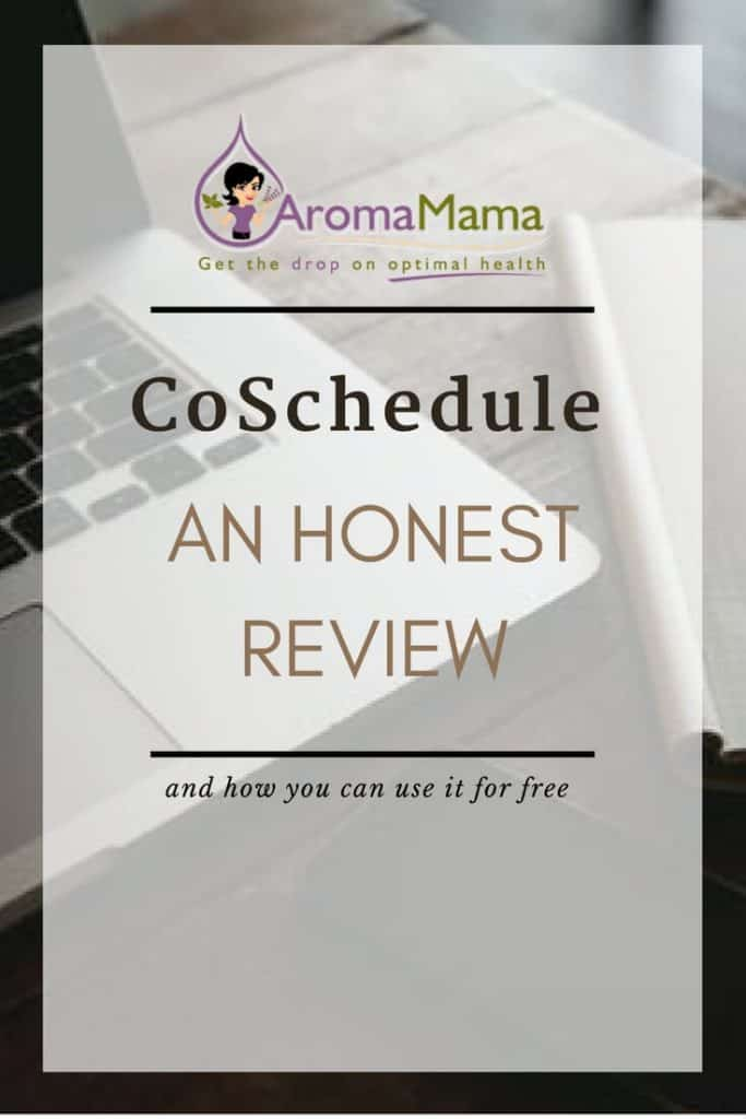 CoSchedule Honest Review Pinterest
