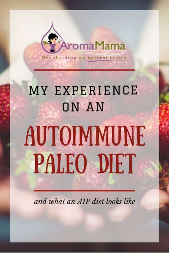 My Experience on an Autoimmune Paleo Diet