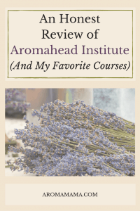 Aromahead Institute Review