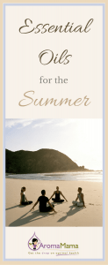 Essential Oils for the Summer
