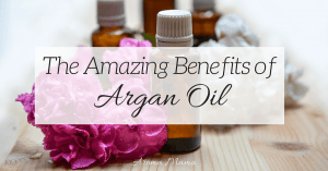 The Amazing Benefits of Argan Oil