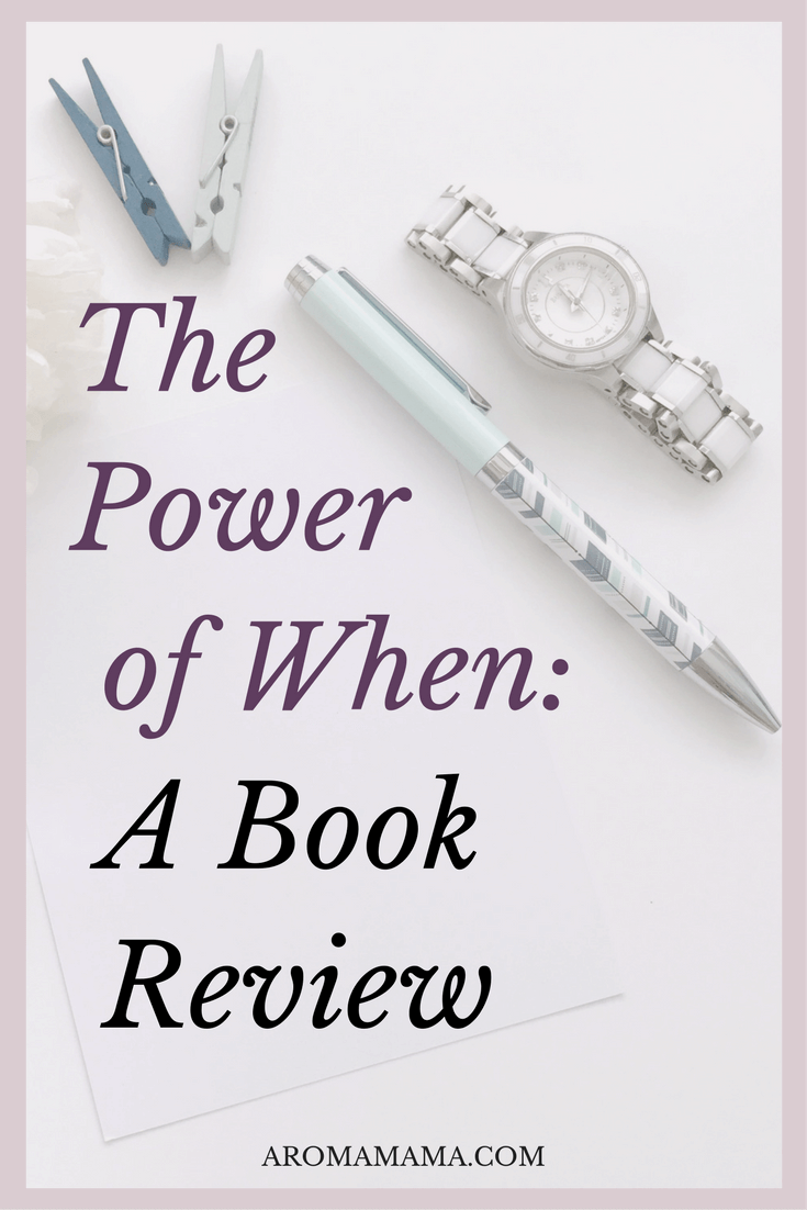 Do you know what your chronotype is? Check out this book review of The Power of When to take the free quiz to find out.
