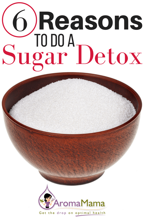 6 Reasons To Do a Sugar Detox