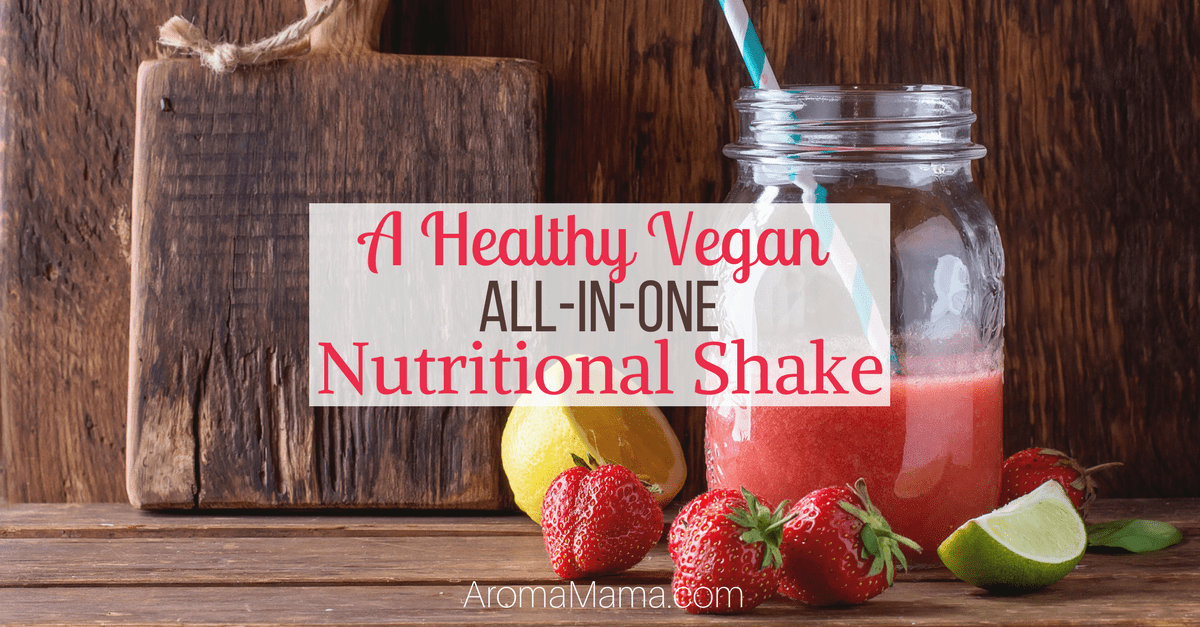 This is a sponsored post on VeganSmart's latest product, a vegan all-in-one nutritional shake. I received VeganSmart All-In-One Nutritional Shake in chocolate and vanilla to review, and partnered with Moms Meet to write this post.