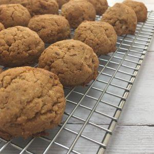 Breakfast cookies with Lindsay Honey Cinnamon Almond Butter