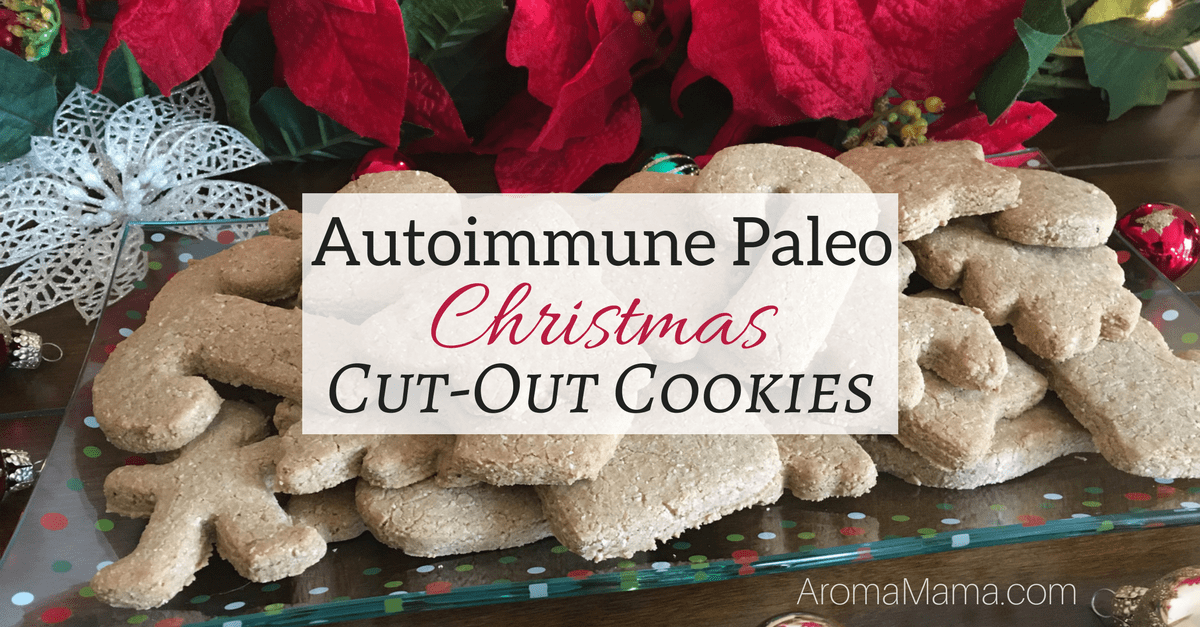 AIP Christmas Cut-Out Cookies