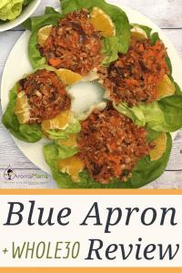 Blue Apron + Whole30 Review