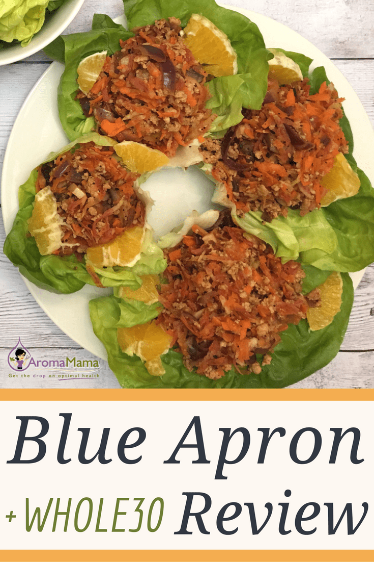 Blue Apron + Whole30 Review