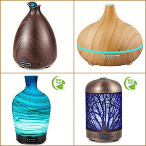 Diffusers for the Home or Office