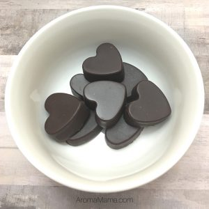 Superfood Paleo Chocolates in a Bowl
