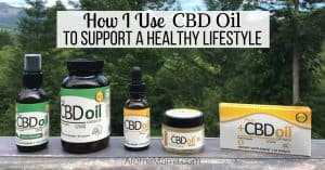 How I Use CBD Oil to Support a Healthy Lifestyle