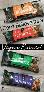 I Can't Believe It's a Vegan Burrito!