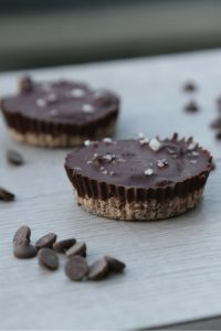 Paleo Blind Date Chocolate Cups