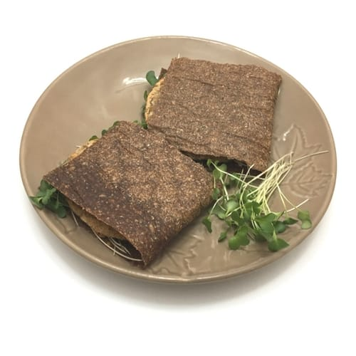 Are you on a Paleo or gluten-free diet? Do you need to cut down your carbs and increase your vegetables? I've got the solution for you! Have a Paleo sandwich wrap!