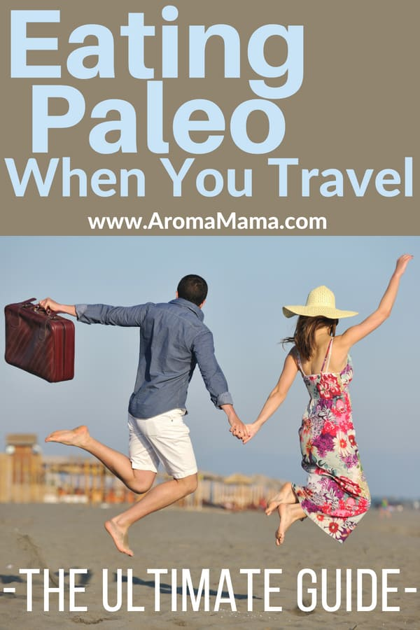 Are you on a Paleo diet and have a trip planned? I was able to stay compliant to the Paleo diet while on a recent trip outside of the country. My trip involved long flights, long layovers, and long days away from my hotel room. I hope you find this ultimate guide to eating Paleo when you travel helpful for your next trip. #Paleo
