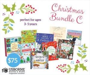 Usborne Books & More Christmas