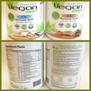 Finally, a vegan protein powder that actually tastes good! Check out the goodness that this vegan all-in-one nutritional shake offers and the tempting flavors!