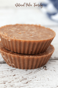 Paleo Freezer Fudge