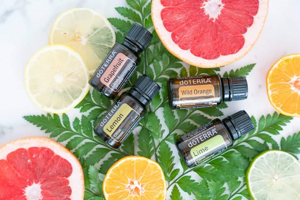 doTERRA Citrus Oils